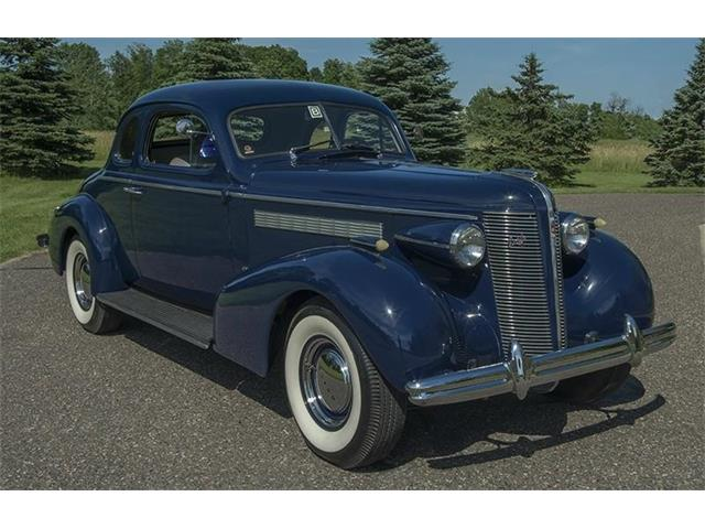 1937 Buick Series 40 Model 46   939516