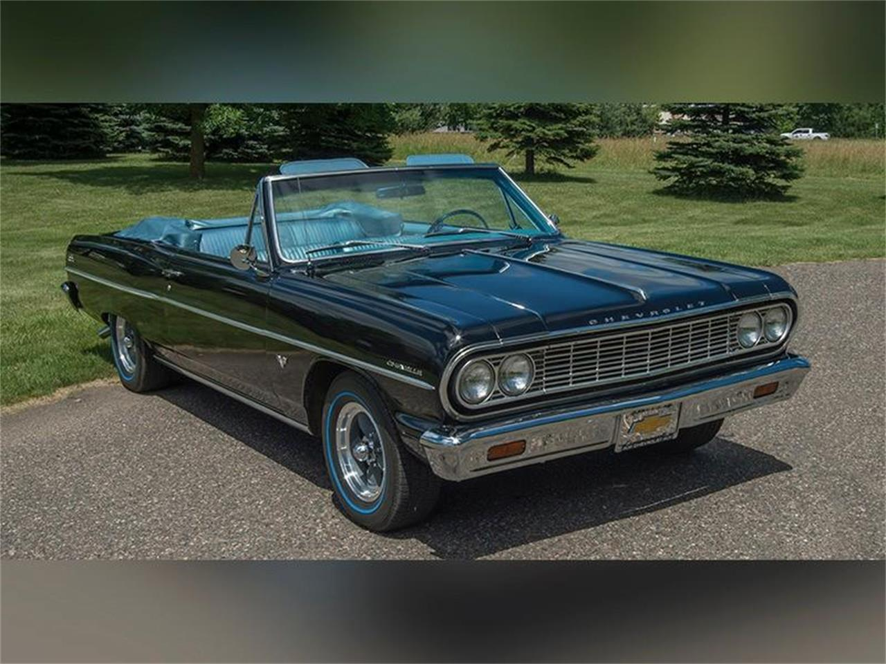 1964 chevrolet chevelle for sale cc 939518. Black Bedroom Furniture Sets. Home Design Ideas