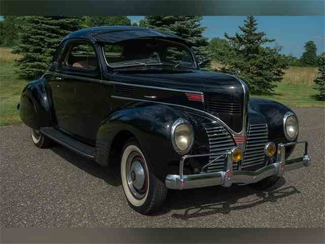 1939 Dodge Business Coupe | 939521