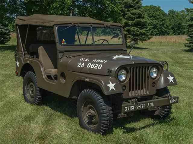 1954 Jeep Military | 939522