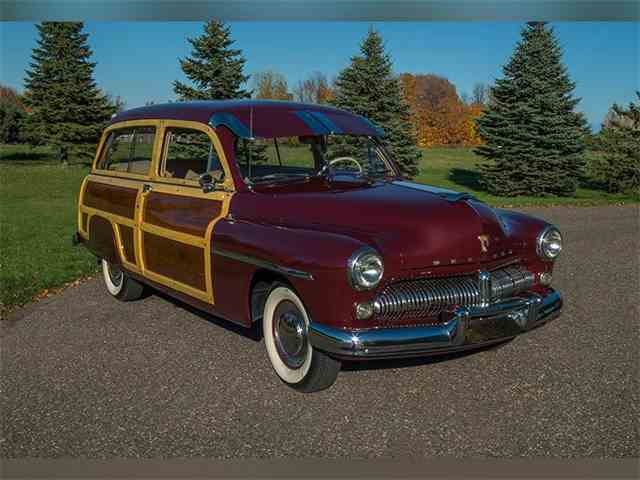 1949 Mercury Woody Station Wagon | 939523