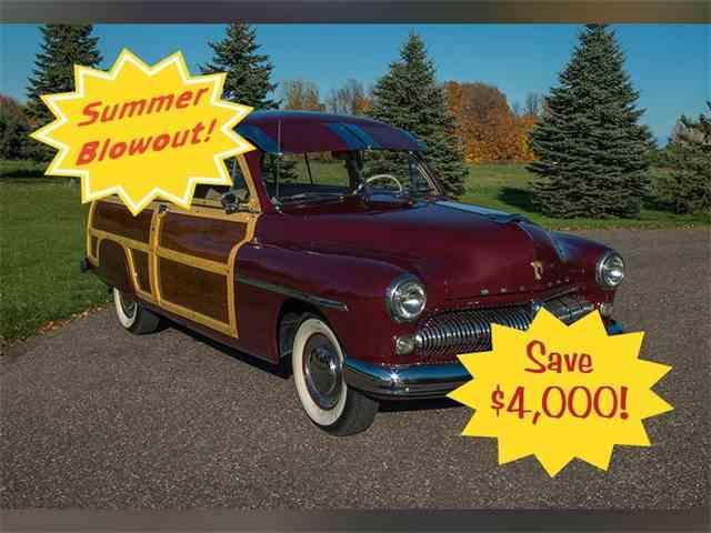 1949 Mercury Woody Station Wagon | 939523