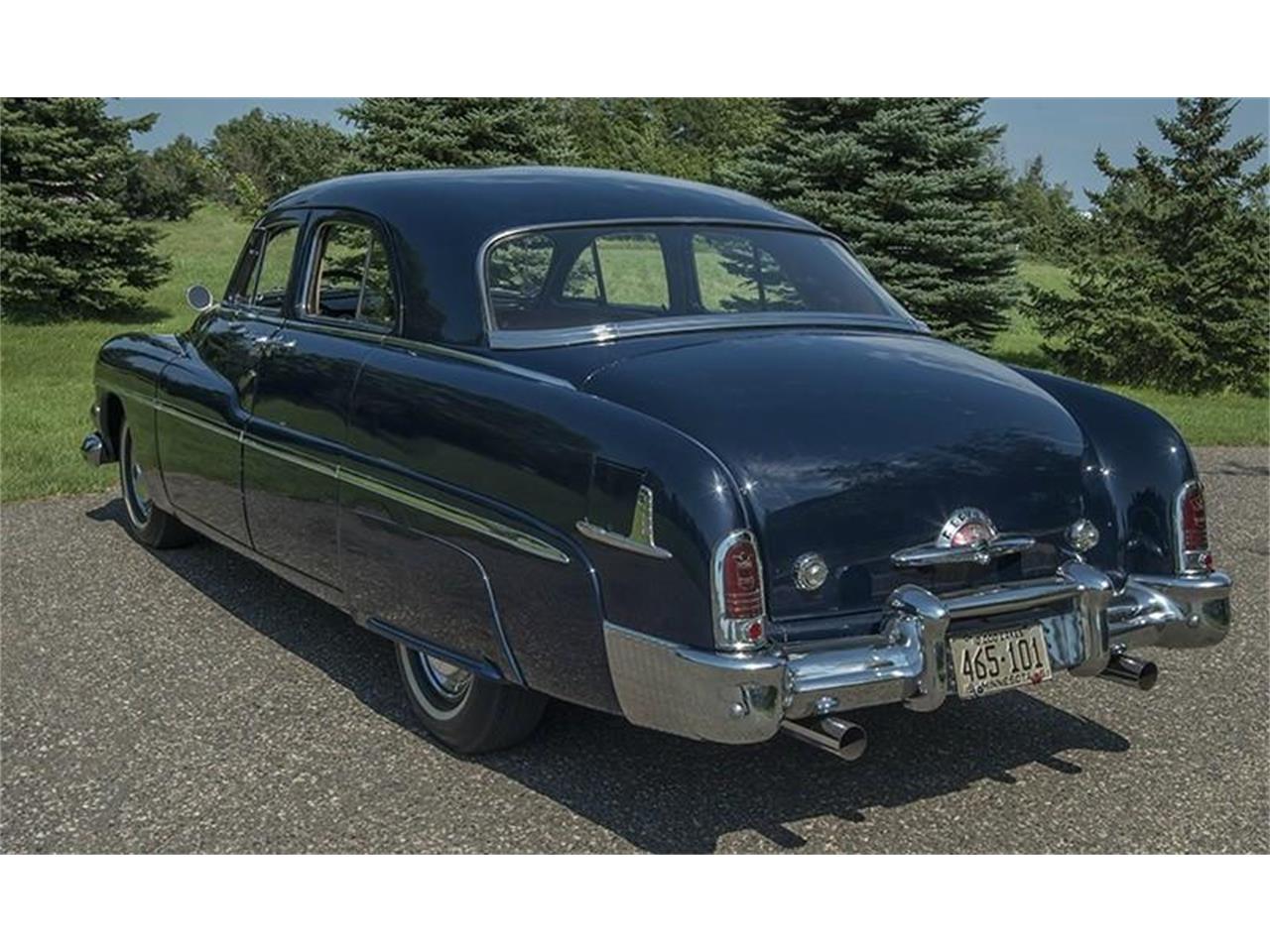 1951 mercury 4 door sport sedan for sale for 1951 mercury 4 door sedan
