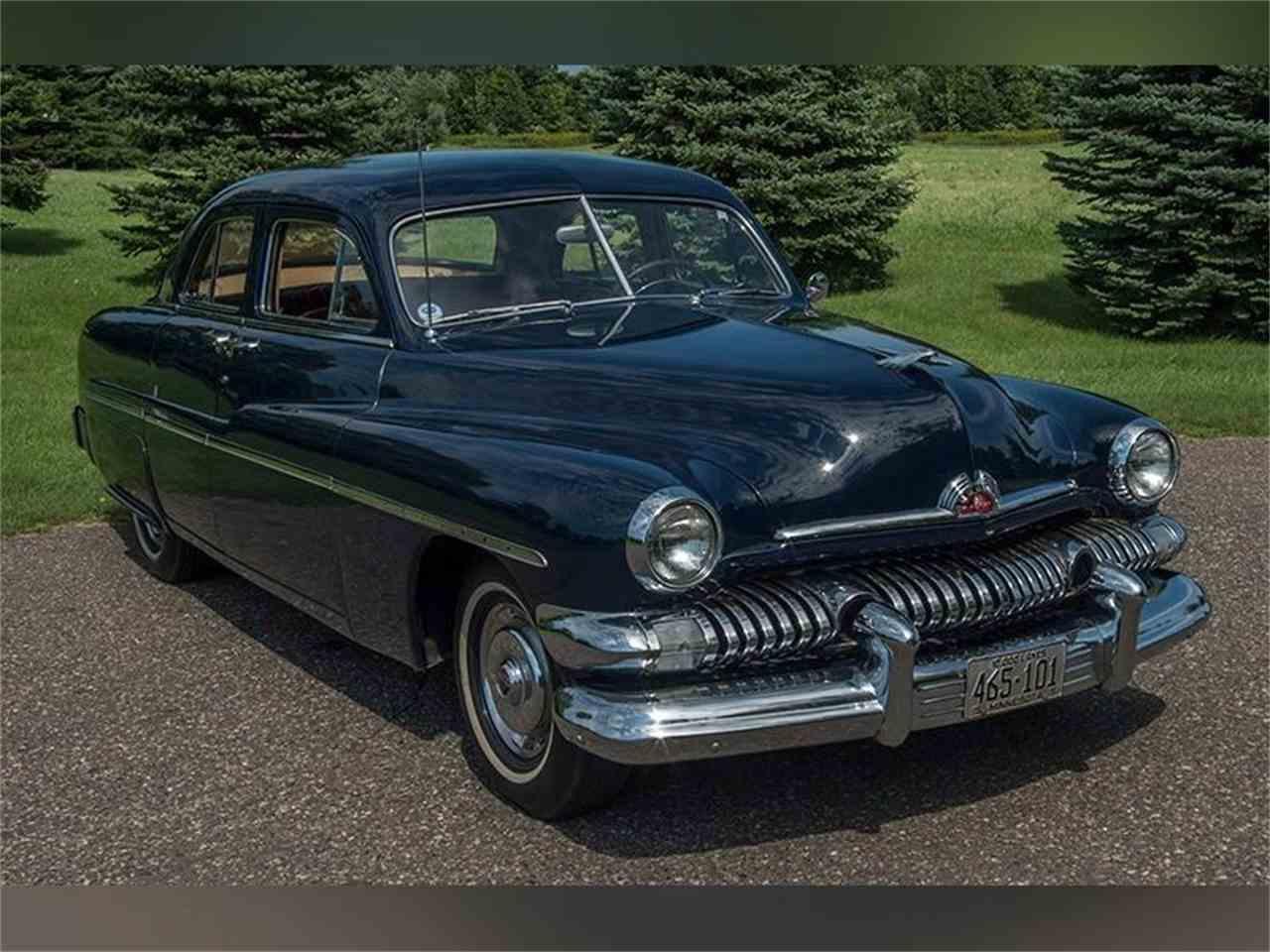 1951 mercury 4 door sport sedan for sale for 1946 mercury 4 door sedan