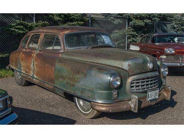 1949 Nash 600   939529