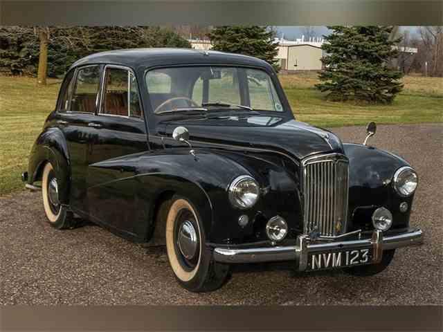 1953 Lanchester 14 Leda | 939531