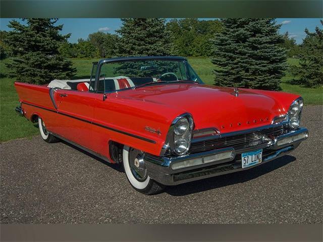 1957 Lincoln Premiere | 939533