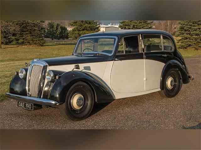 1951 Daimler Consort | 939535