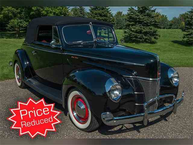 1940 Ford Deluxe 2 Door Club Coupe | 939537