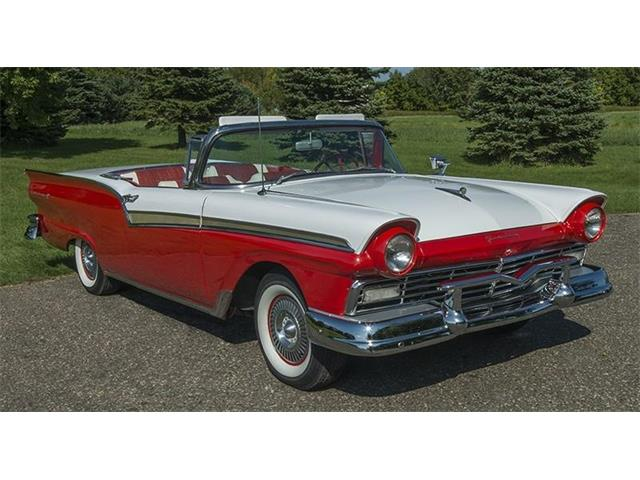 1957 Ford Fairlane 500 Skyliner Retracta