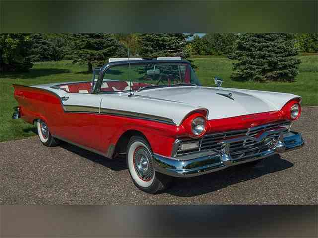 1957 Ford Fairlane 500 Skyliner Retracta | 939539