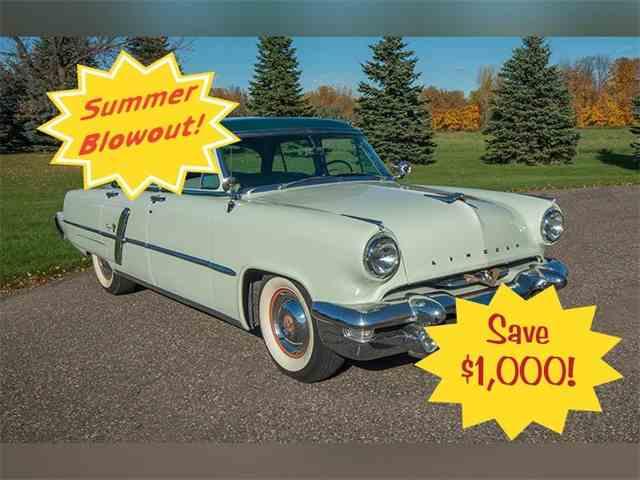 1953 Lincoln Capri | 939540