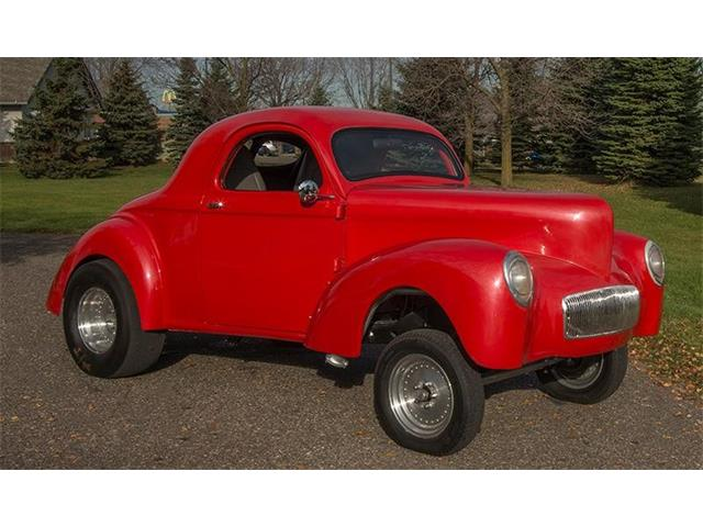 1941 Willys Coupe | 939541