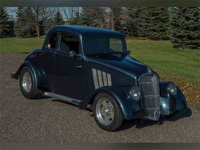 1933 Willys 77 | 939542