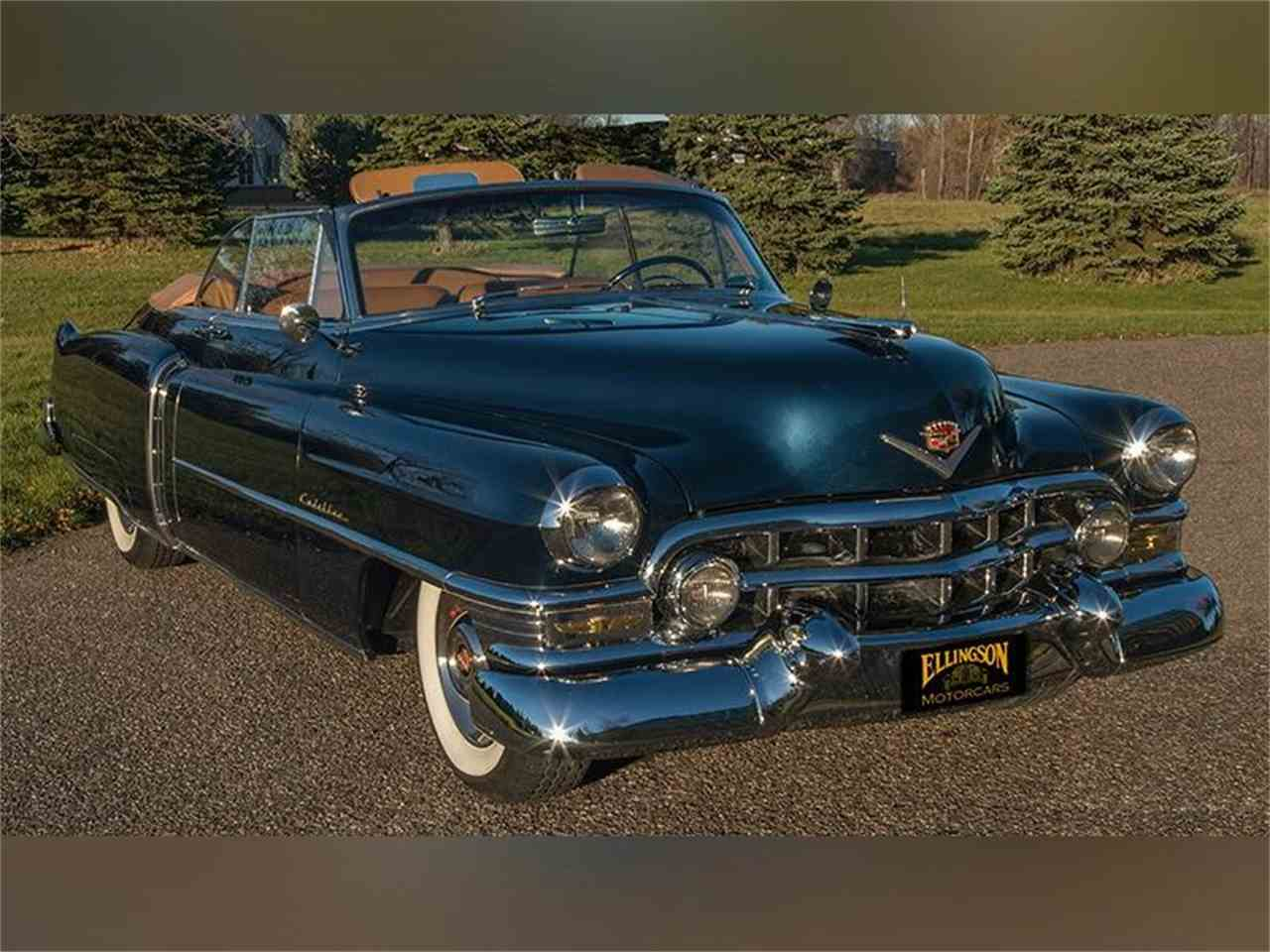 1952 Cadillac Series 62 for Sale - CC-939544