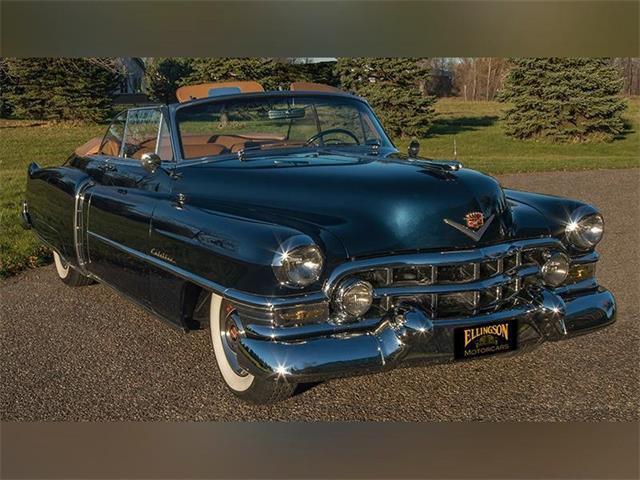 1952 Cadillac Series 62 | 939544