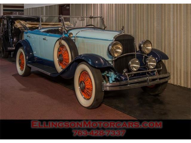 1929 Chrysler Dual Tonneau 4 Door Phaeton   939545