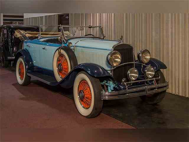 1929 Chrysler Dual Tonneau 4 Door Phaeton | 939545
