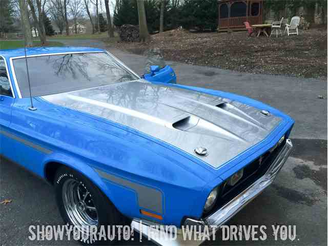 1971 Ford Mustang Boss | 939549