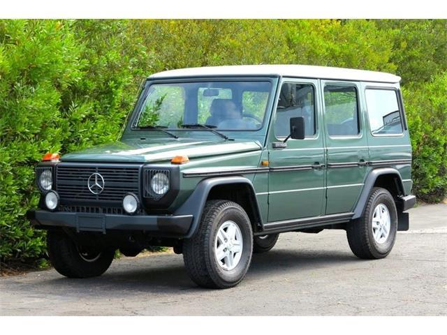1988 Mercedes-benz 230GE | 930955