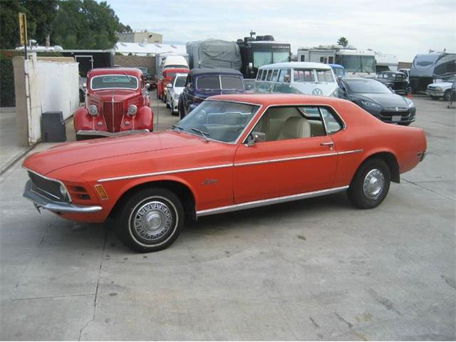 1970 Ford Mustang | 939550