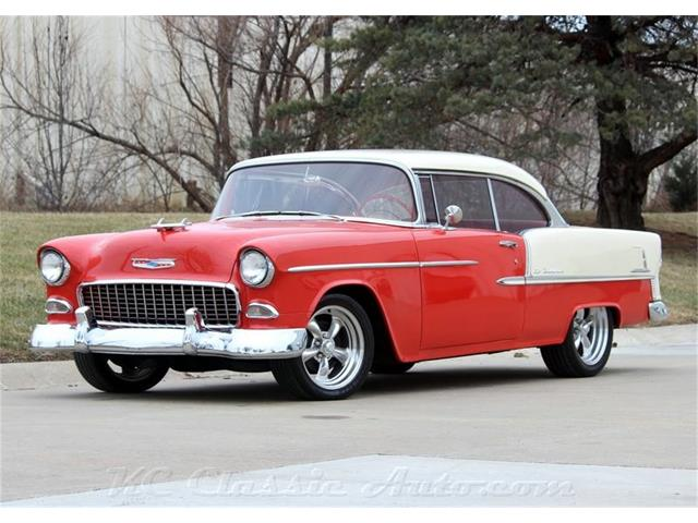 1955 Chevrolet Bel Air 2 door Hardtop | 939551