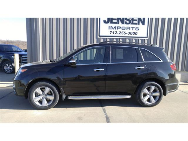 2012 Acura MDX with Technology and Entertainment Packages | 939557
