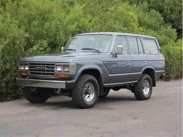 1988 Toyota Land Cruiser FJ | 930956