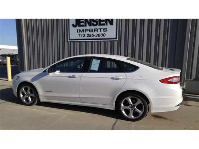 2013 Ford Fusion   939563