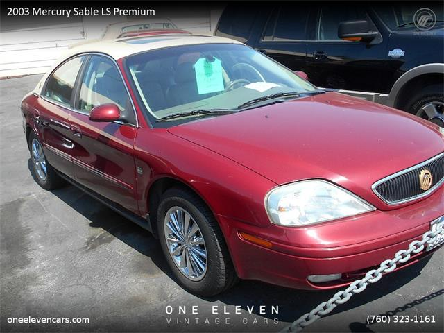 2003 Mercury Sable | 939566