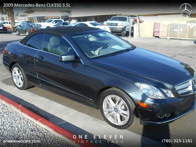 2009 Mercedes-Benz CLK350 | 939568