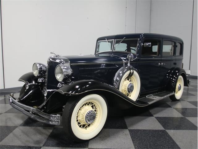 1932 Chrysler CP8 Touring Sedan | 939572