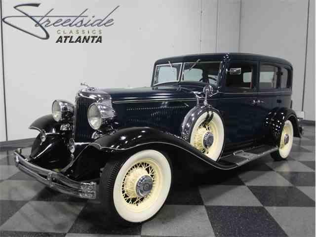 1932 Chrysler CP8 Touring Sedan | 939572
