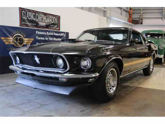 1969 Ford Mustang | 939574