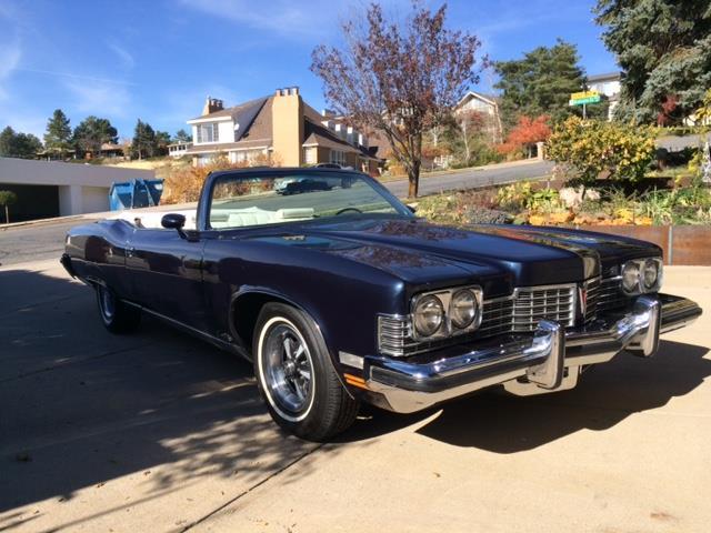 1973 Pontiac Grand Ville | 939576