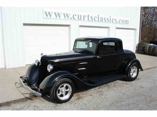 1934 Plymouth Coupe | 939577