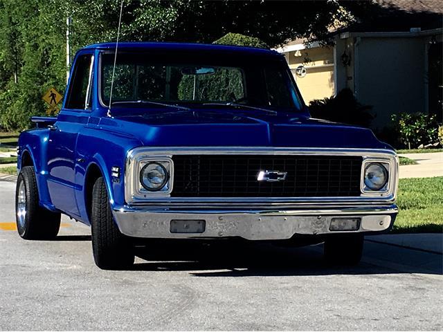 1972 Chevrolet C/K 10 | 939581