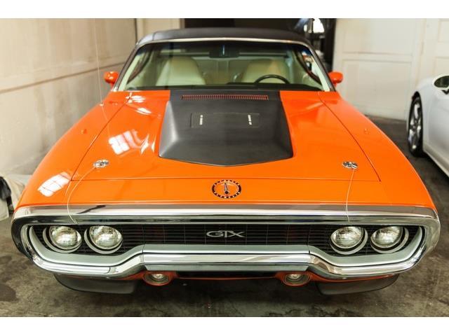 1971 Plymouth GTX | 939590