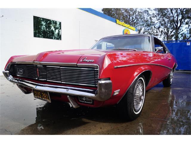 1969 Mercury Cougar | 939595