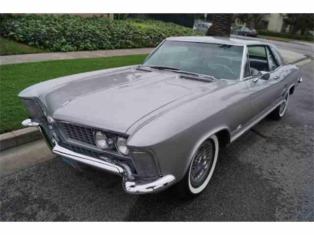1963 Buick Riviera | 939597