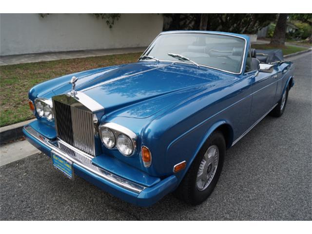 1980 Rolls-Royce Corniche | 939598