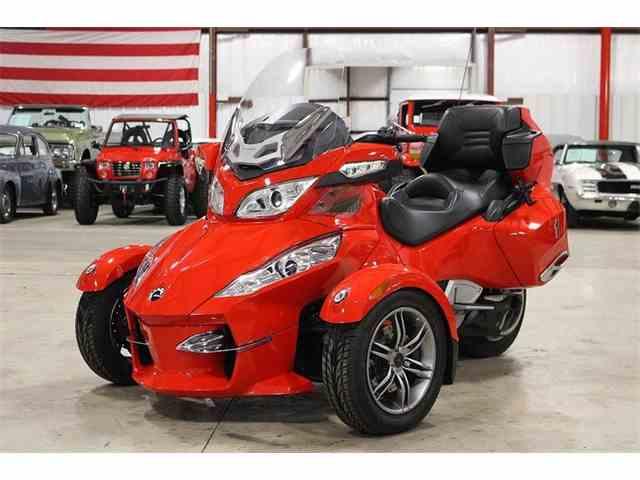 2012 Can-Am Spyder | 930096