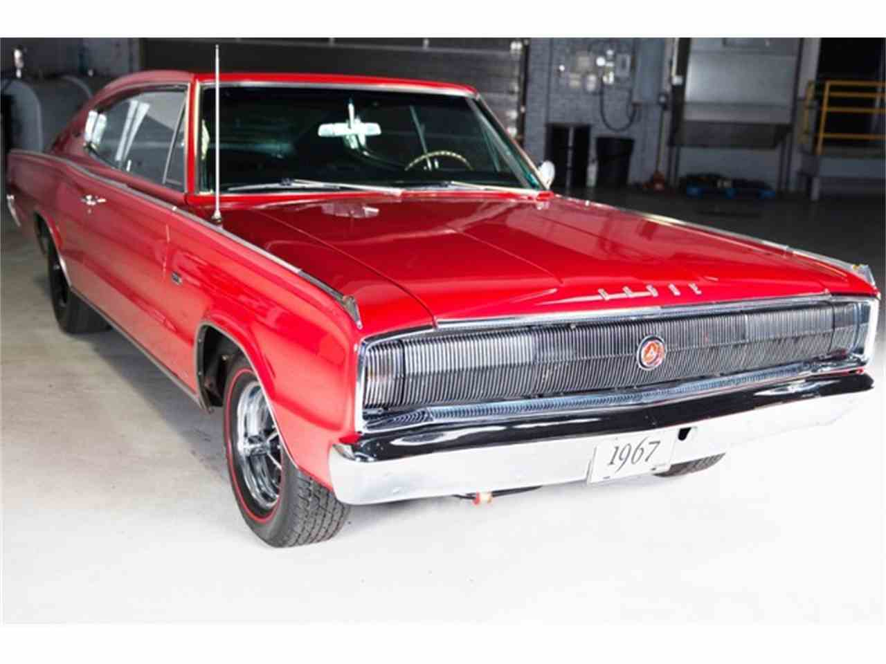 Large Picture of '67 Charger - K500