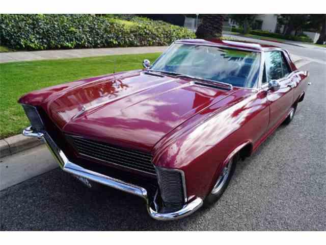 1965 Buick Riviera | 939602