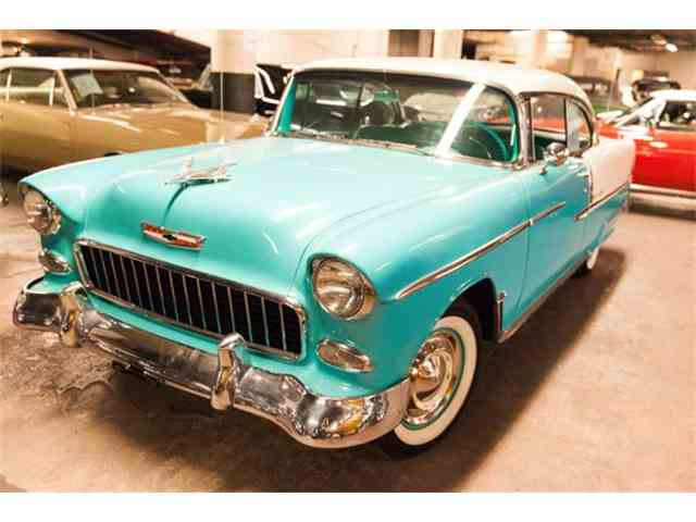 1955 Chevrolet Bel Air Sport Coupe   939610