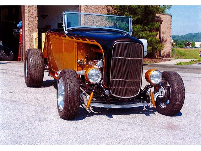1932 Ford Highboy | 939612