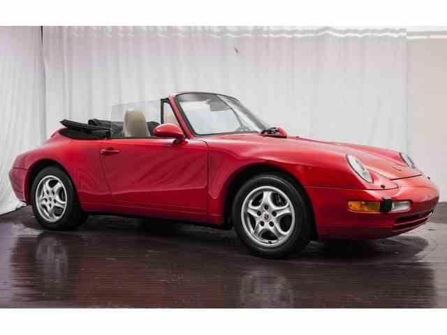 1998 Porsche 911 | 939625