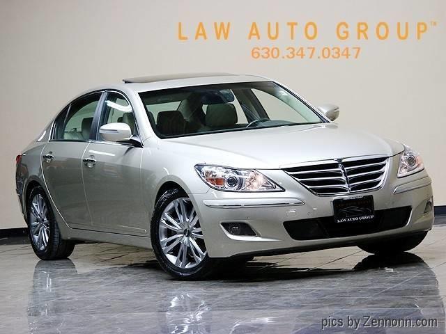 2010 Hyundai Genesis   930963