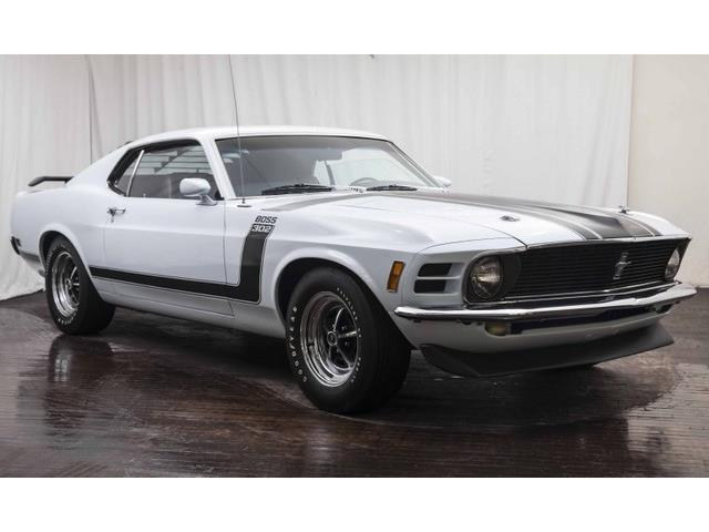 1970 Ford Mustang | 939634
