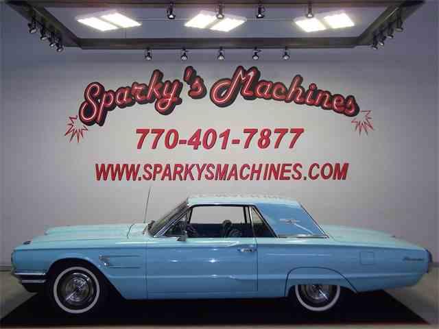 1965 Ford Thunderbird | 939638